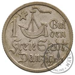 1 gulden - koga