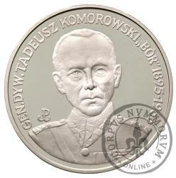 200 000 złotych - gen. T. Komorowski