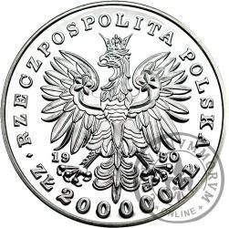 200 000 złotych - Józef Piłsudski - Ag