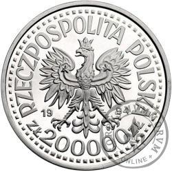 200 000 złotych - 75 lat Związku Inwalidów Wojennych RP