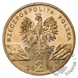 2 złote - Paź Królowej