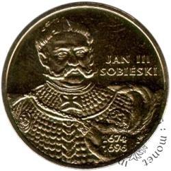 2 złote - Jan III Sobieski