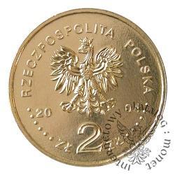 2 złote - 60. rocznica Powstania Warszawskiego