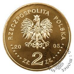 2 złote - Dzieje złotego 2 złote żaglowiec z 1936 r.