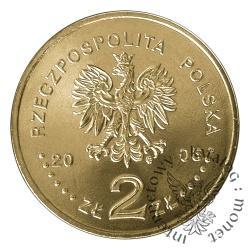 2 złote - 350-lecie obrony Jasnej Góry
