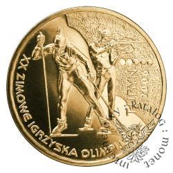2 złote - zimowe igrzyska olimpijskie w Turynie