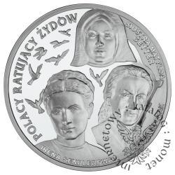20 złotych - Polacy ratujący Żydów