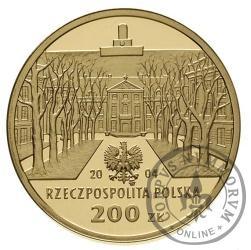 200 złotych - 100-lecie Akademii Sztuk Pięknych w Warszawie