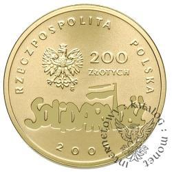 200 złotych - NSZZ Solidarność