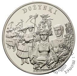 20 złotych - Dożynki