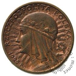 20 Złotych (Głowa Kobiety)(1925) PRÓBA