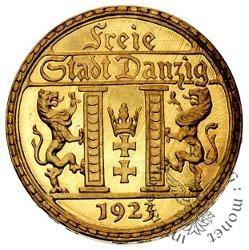 25 guldenów (st. lustrzany)