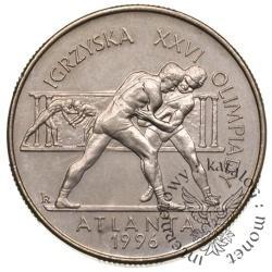 2 złote - Igrzyska XXVI Olimpiady Atlanta 1996 - zapaśnicy