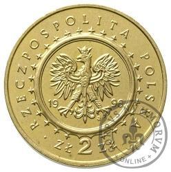 2 złote - Zamek w Lidzbarku Warmińskim