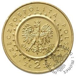 2 złote - Zamek w Pieskowej Skale
