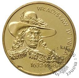 2 złote - Władysław IV Waza
