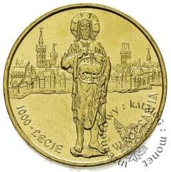 2 złote - 1000-lecie Wrocławia