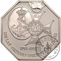 50 000 złotych - 200 lat orderu Virtuti Militari