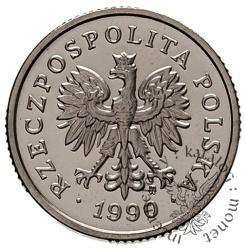 5 Groszy (1990-1991) PRÓBA