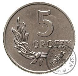 5 groszy - Ni