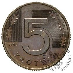 5 Złotych (1994) PRÓBA