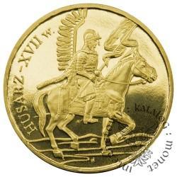 2 złote - Husarz