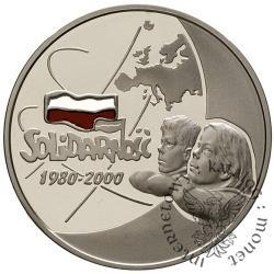 10 złotych - Solidarność