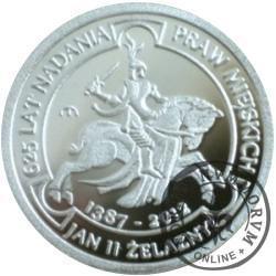 funt bieruński 2012 (alpaka - wzór I)
