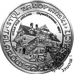 25 talarów zakopiańskich - Willa pod Jedlami (Ag)