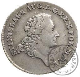 dwuzłotówka  - 8 groszy - FS