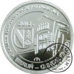 funt bieruński 2012 (alpaka - wzór II)