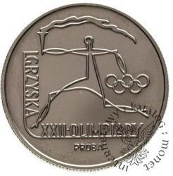 20 złotych - Igrzyska