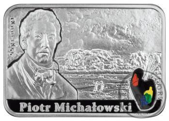 20 złotych - Piotr Michałowski
