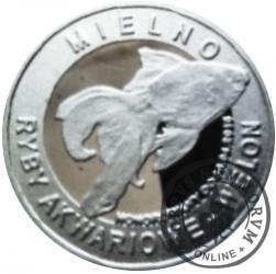 10 złotych rybek - Pomorze Zachodnie / Mielno ~ Welon (IV emisja - alpaka)