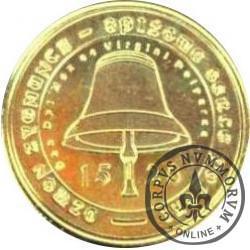 7 skarbów - DZWON ZYGMUNTA – SPIŻOWE SERCE POLSKI (mosiądz)