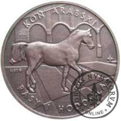 70 borów - Koń arabski