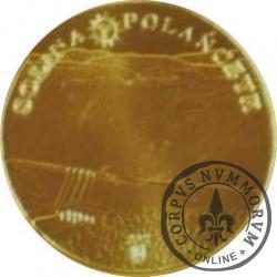 1 zakapior / TAMA SOLINA (mosiądz oksydowany)