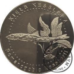 10 złotych rybek (alpaka oksydowana) - LX emisja / KIEŁB KESSLERA