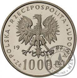 1000 złotych - Jan Paweł II