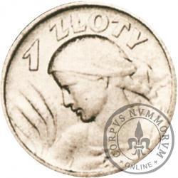 1 złoty - H