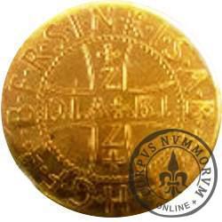 moneta medalik św. Benedykta - (Karawaka)
