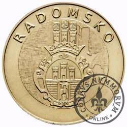 6 jadwiżek - Radomsko (golden nordic z tampondrukiem)