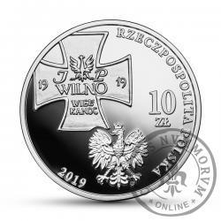 10 złotych - Wyprawa wileńska