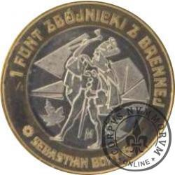 1 funt zbójnicki z Brennej