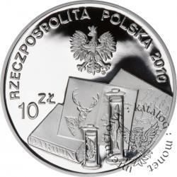 10 złotych - Benedykt Dybowski