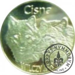 Sanok - promocja BIESZCZADY (Wersja medalowa)