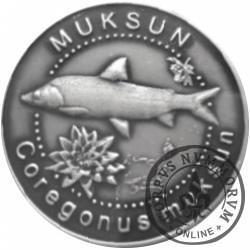 10 złotych rybek (alpaka oksydowana) - LVI emisja / MUKSUN