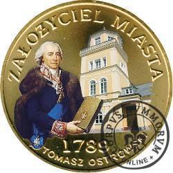 6 tomaszy - Tomaszów Mazowiecki (GN z tampondrukiem)