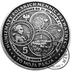 5 KOWALI / Tadeusz Kowalczyk - aluminium
