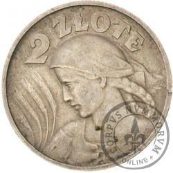 2 złote - Ag 14-USM